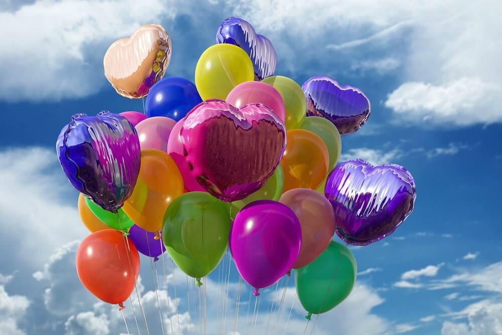 Baloni punjeni helijumom