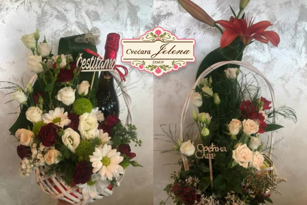 Cveće za rođendane i slave