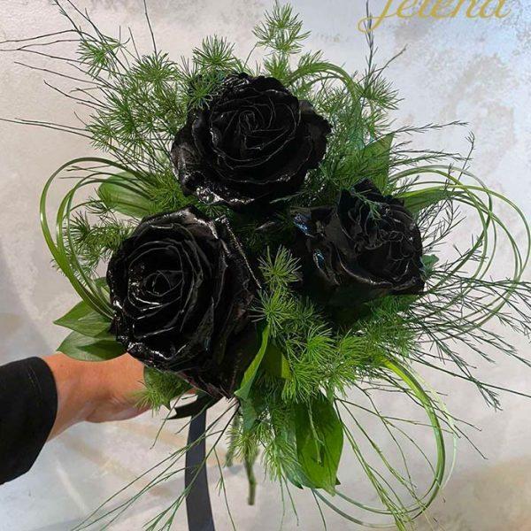 Bidermajer - Crne Ruže