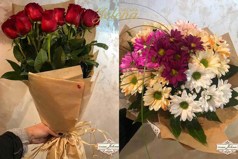 Buketi Cvećara Jelena